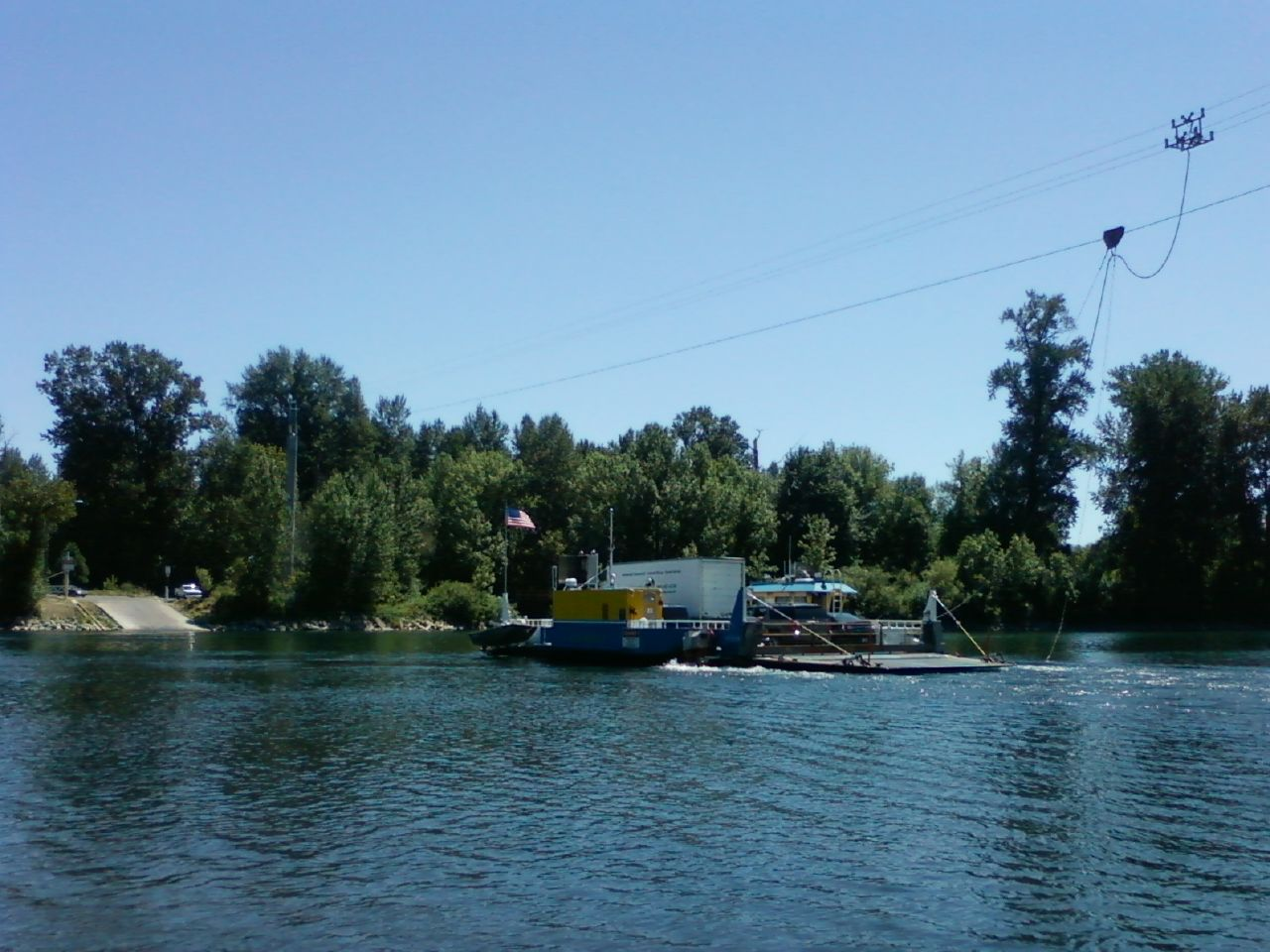 Willamette River Ferry